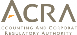 The Accounting and Corporate Regulatory Authority, (ACRA) announce new initiatives
